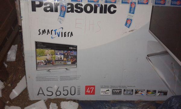 televiseur panasonic smart viera 650 30 Cour-et-Buis (38)