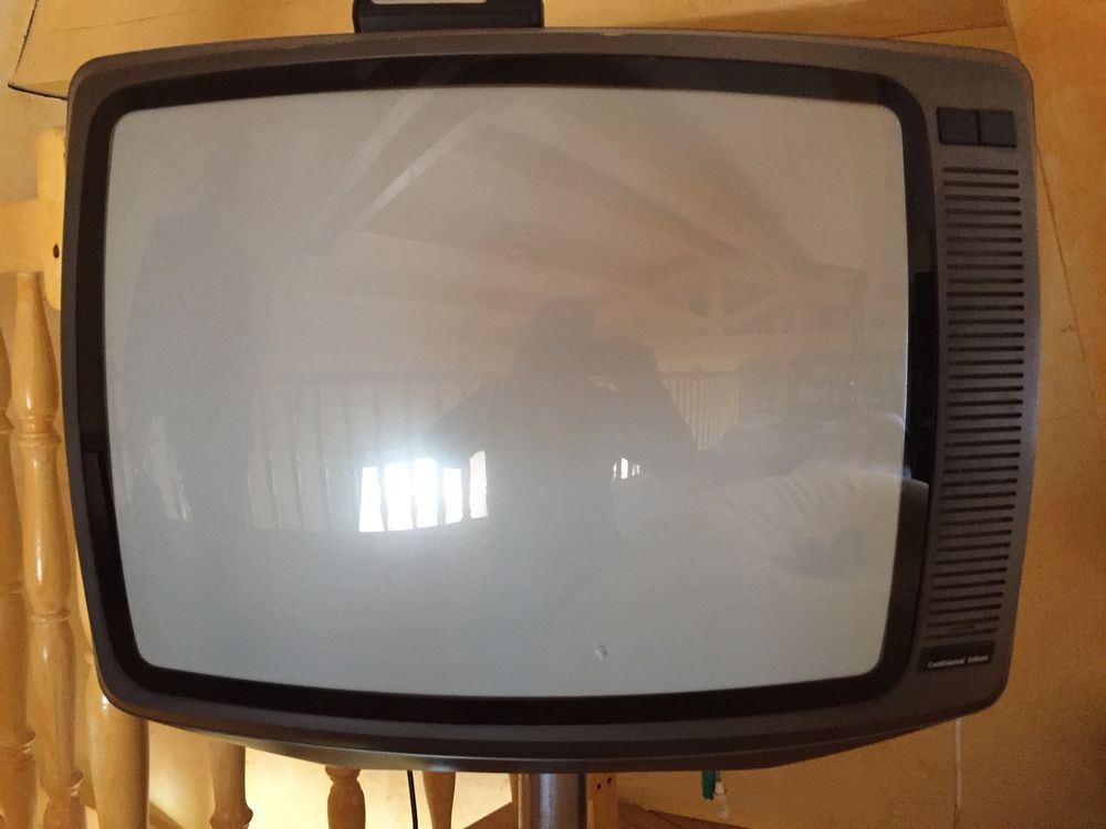 Television Vintage Continental Edison Photos/Video/TV
