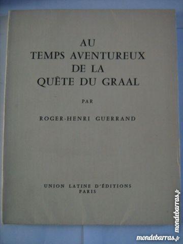 AU TEMPS AVENTUREUX DE LA QUETE DU GRALL 5 Brest (29)