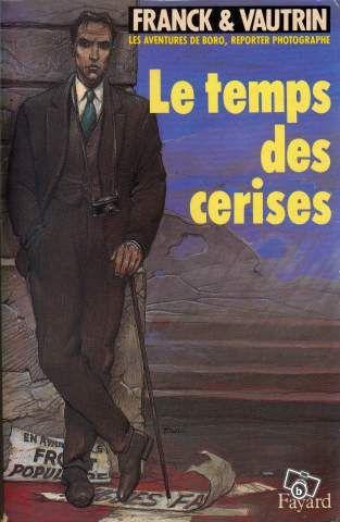 LE TEMPS DES CERISES - VAUTRIN / prixportcompris 7 Reims (51)