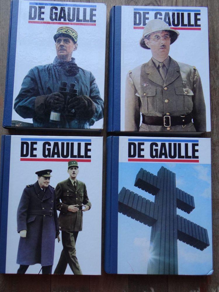 En ce temps-la De Gaulle 4 volumes