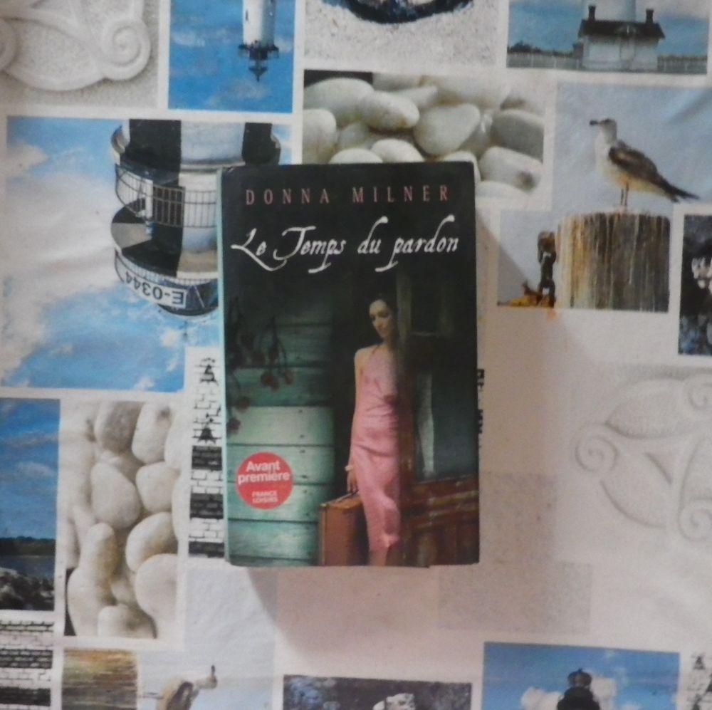 LE TEMPS DU PARDON de Donna MILNER France Loisirs Roman 4 Bubry (56)