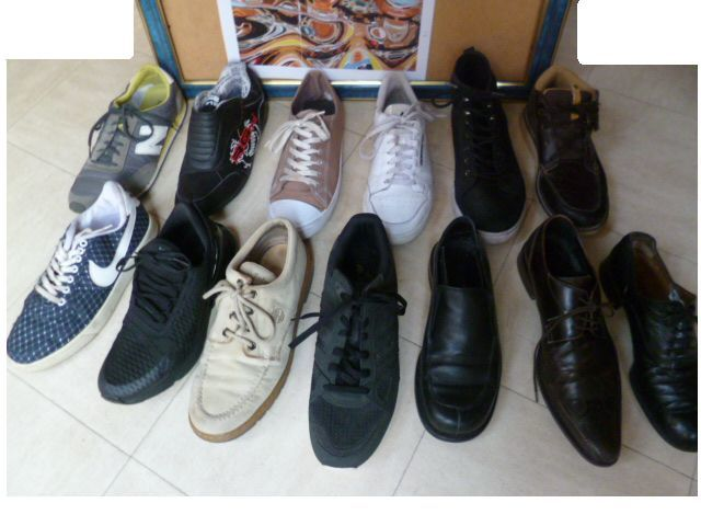 TENNIS , chaussures cuir , .... du 41 au 45 6 Martigues (13)
