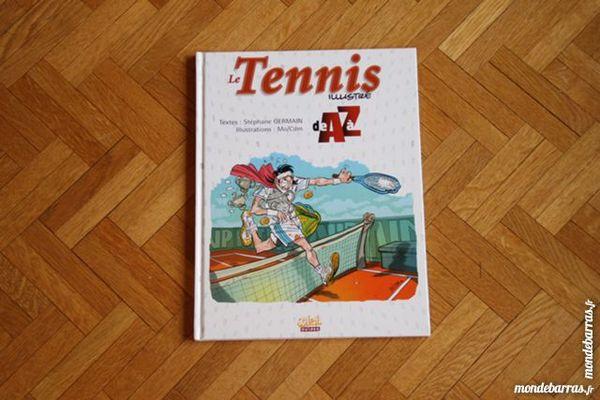 Le Tennis illustré de A à Z (4) 5 Tours (37)