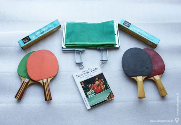 Achetez tennis de table occasion annonce vente paray for 2 sous de table