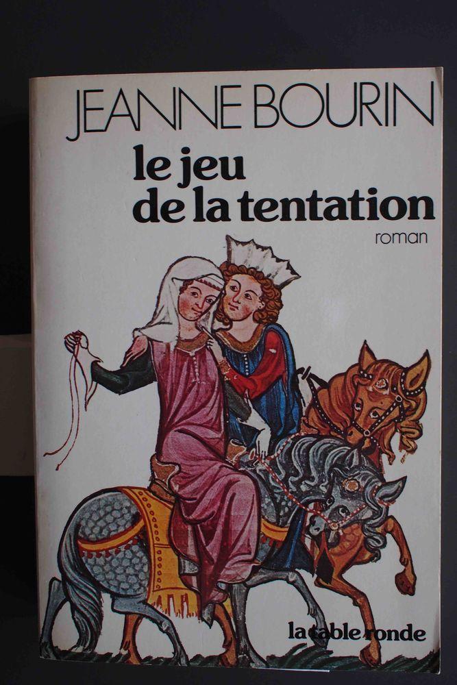 Le jeu de la tentation , Jeanne Bourin, 8 Rennes (35)