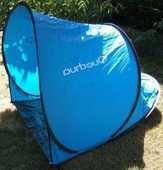 Tente Abri 2 seconds bleu - Décathlon Quechua 15 Cabestany (66)