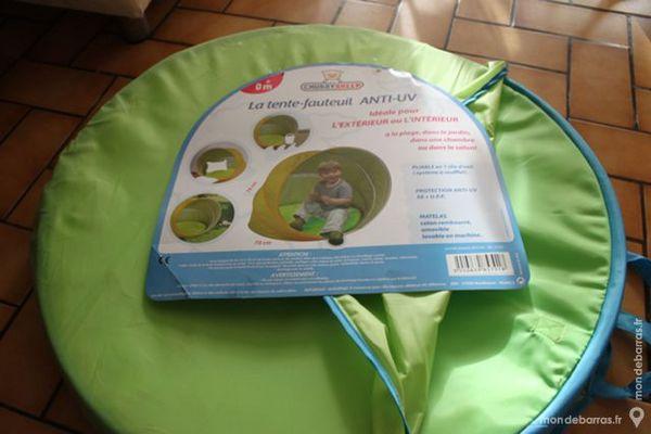 Tente fauteuil anti-uv 20 Wervicq-Sud (59)