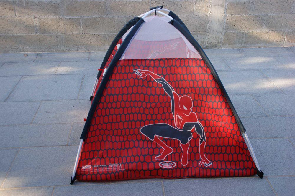 Tente igloo Spiderman 25 Saint-Hilaire (91)