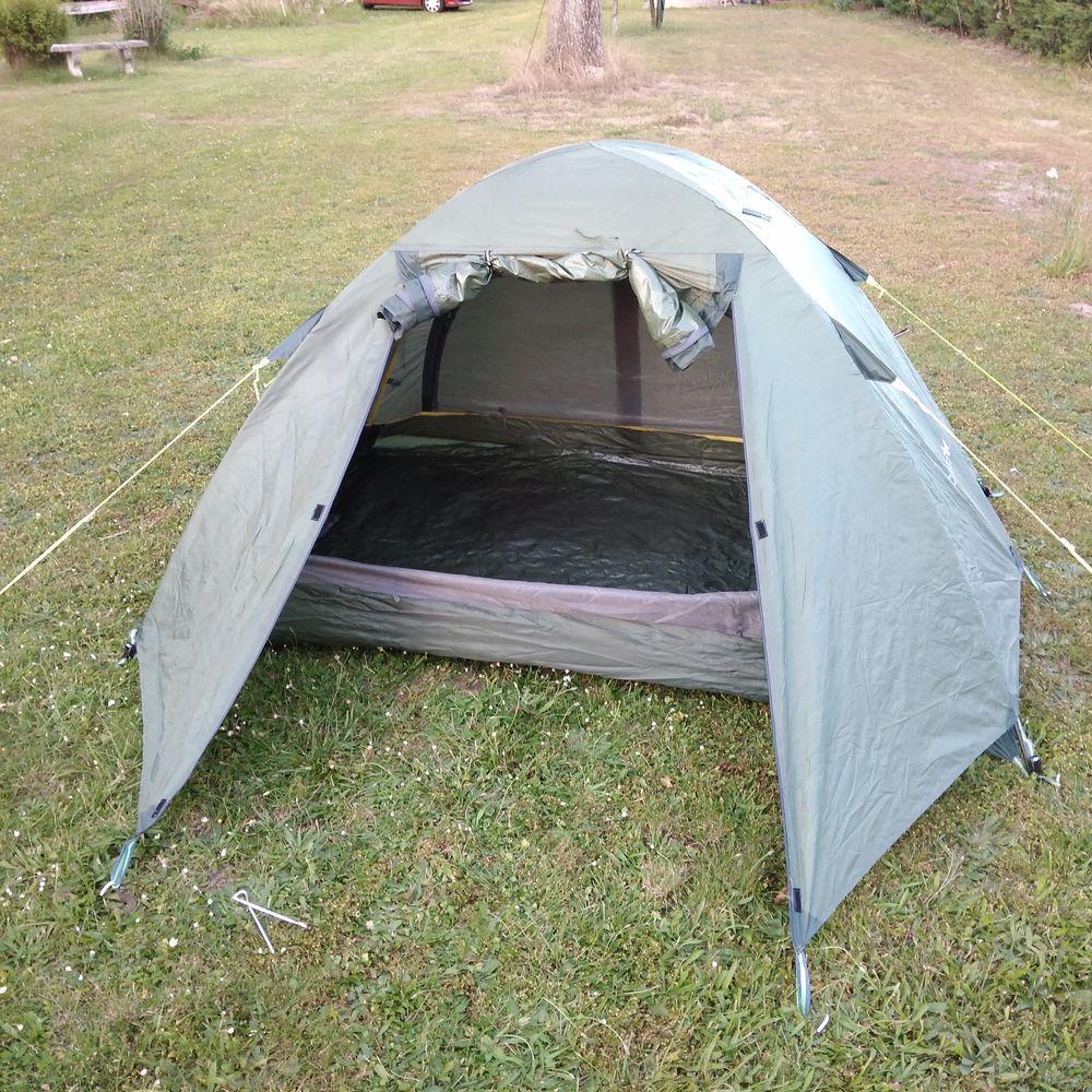 Tente de montagne 2 personnes 90 Fontainebleau (77)
