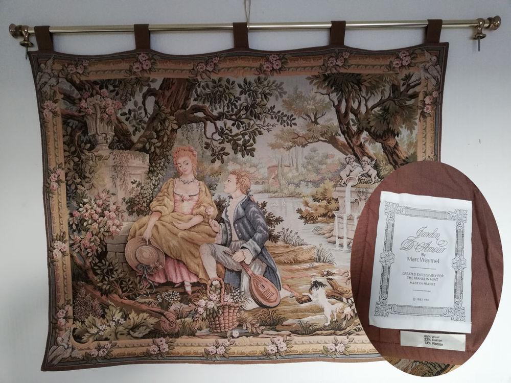 Tenture Tapisserie Murale Jardin D'amour 250 Paris 13 (75)