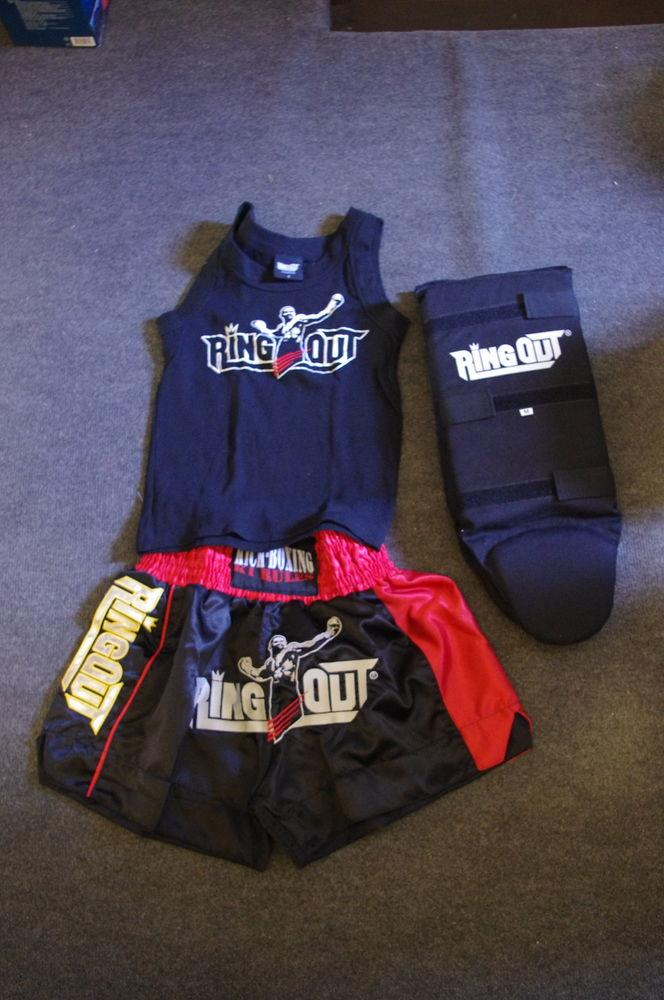 tenue et accessoires pour la boxe 80 Lagnieu (01)