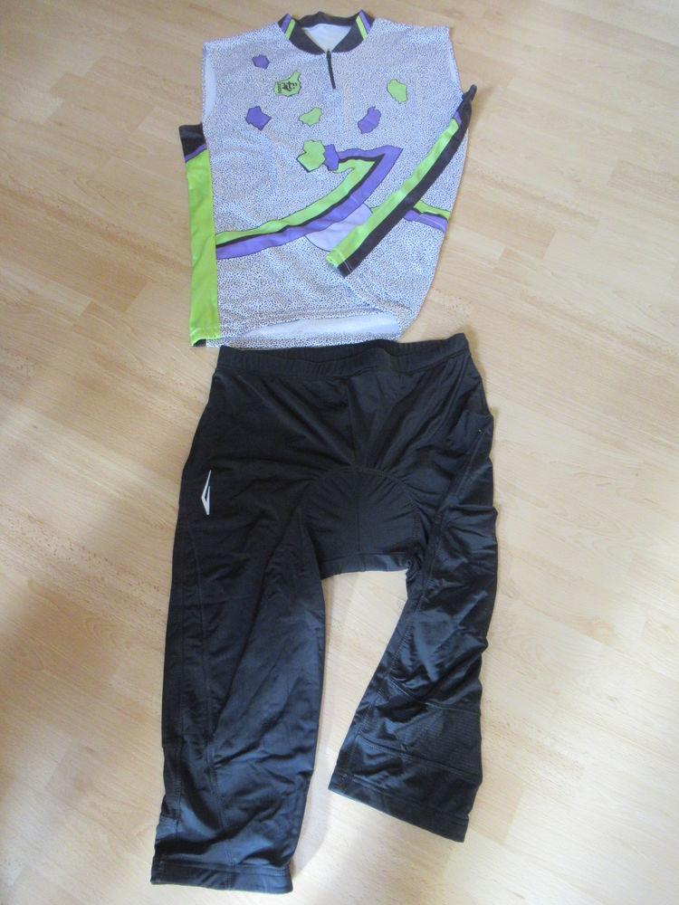 Tenue de Cyclisme Homme - Taille 52-54 (L) 35 Livry-Gargan (93)