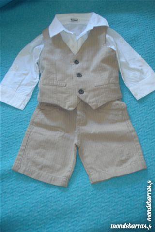 Tenue habillée   3pommes   15 € garçon 18 mois  15 Vitrolles (13)