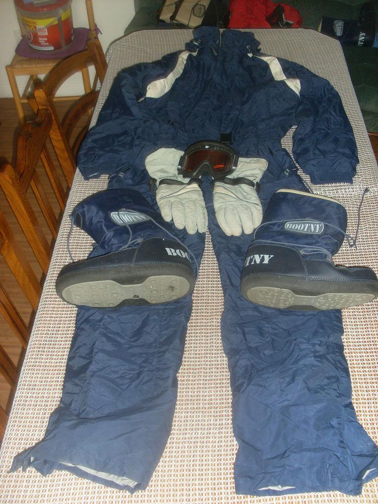 Tenue de ski jeune homme 170 Hénin-Beaumont (62)