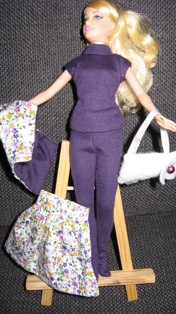 Tenue pour poupée Barbie 8 L'Île-d'Olonne (85)