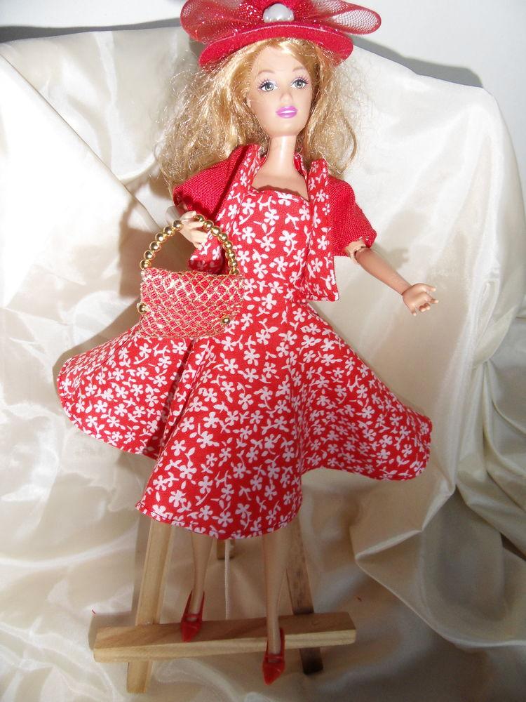 Tenue pour poupée Barbie 7 L'Île-d'Olonne (85)