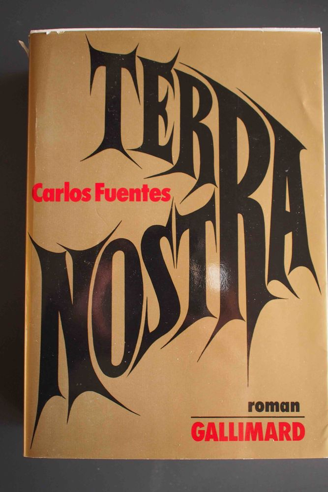 TERRA NOSTRA - Carlos Fuentes, 10 Rennes (35)