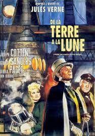 DE LA TERRE A LA LUNE avec joseph cotten (Paypal accepte) 0 Malo Les Bains (59)