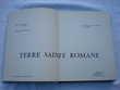 TERRE SAINTE ROMANE DE 1964 Livres et BD