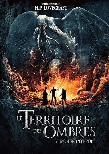 DVD  LE TERRITOIRE DES OMBRES  5 Les Églisottes-et-Chalaures (33)
