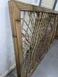 Tête de lit en bois achetée 400€ Meubles