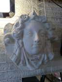 Tête déco murale 30 Toulouse (31)