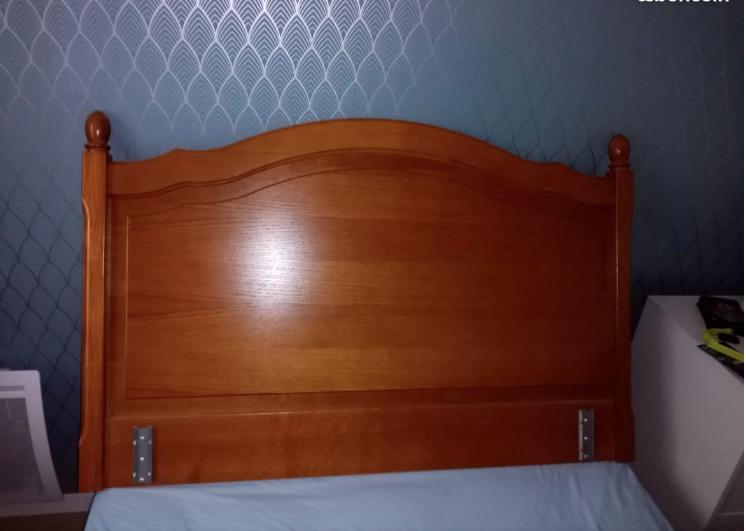 tête de lit rustique  70 Le Havre (76)