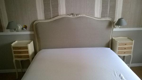 Achetez tete de lit a occasion annonce vente lanci 69 - Tete de lit maison a vendre ...