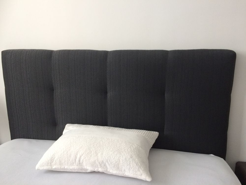 Achetez tete de lit tete de quasi neuf annonce vente - Tete de lit maison a vendre ...