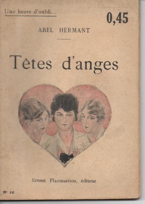 Têtes d'anges  de Abel Hermant 5 Montauban (82)