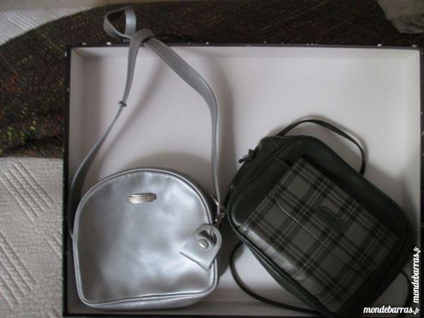 Sac «TEXIER» et petis sac vert offert 20 Malicorne (89)