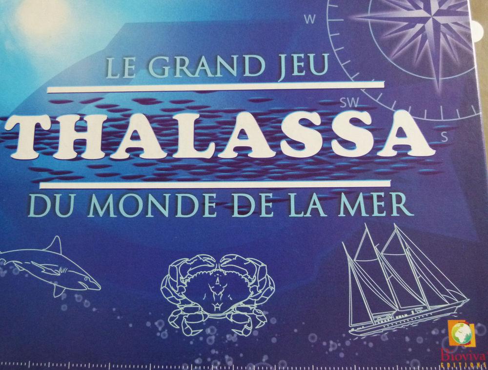 JEU THALASSA 7 Compiègne (60)