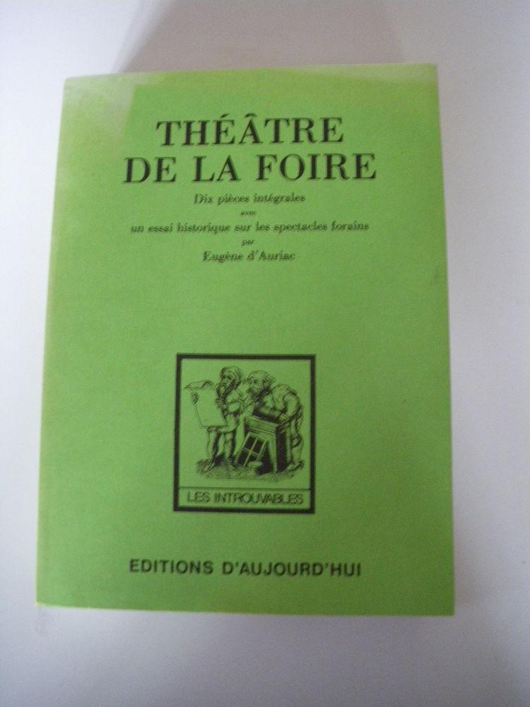 Théâtre de la foire sur les spectacles forains  30 Brienne (71)