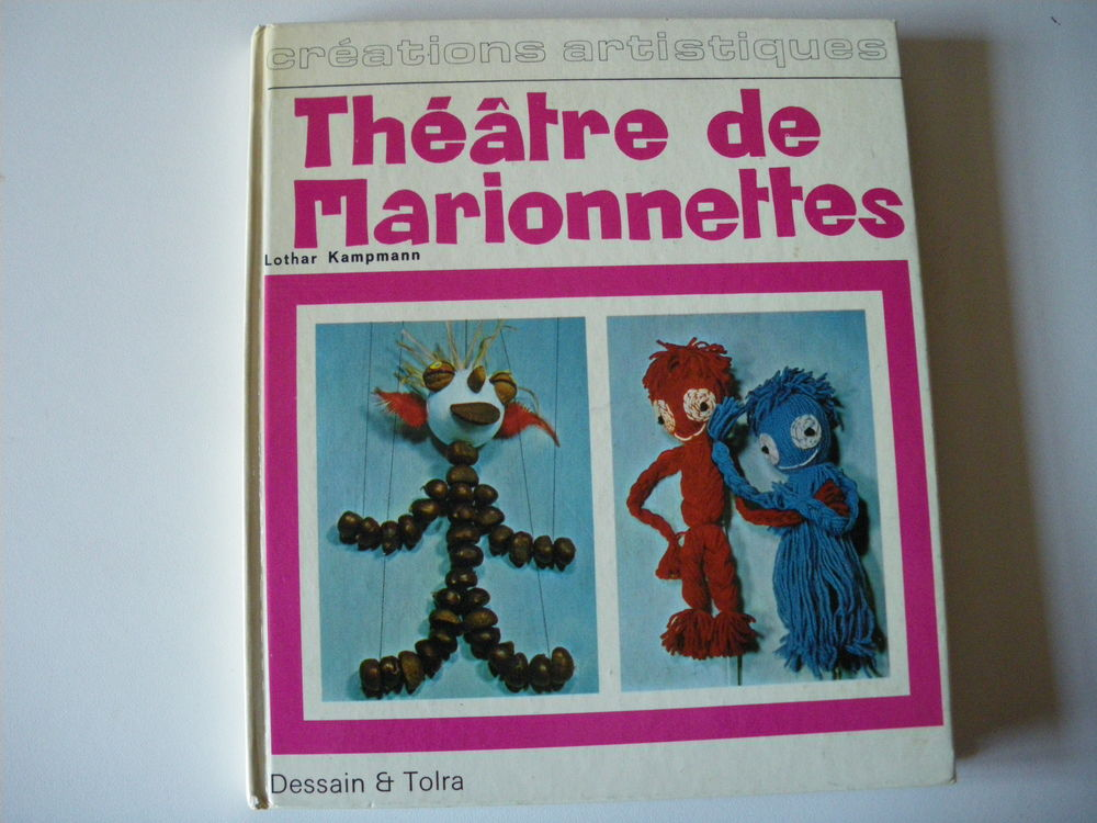 Théâtre de marionnettes (techniques) 46 Brienne (71)