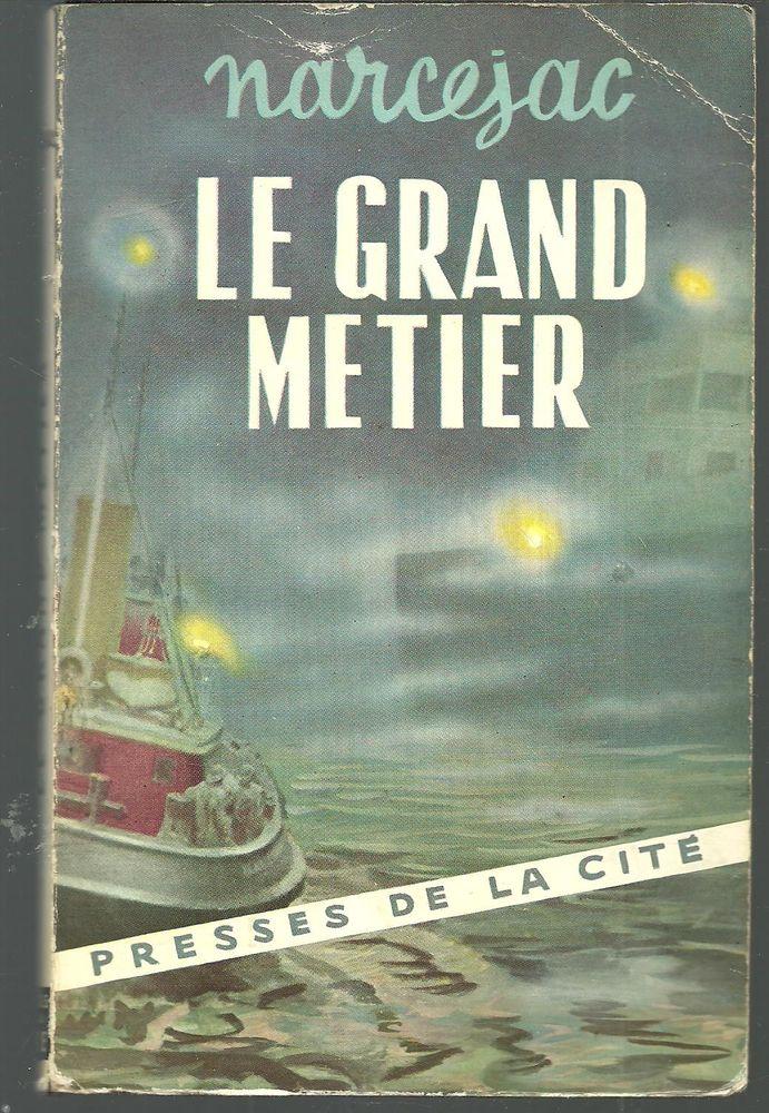 Thomas NARCEJAC Le grand métier 5 Montauban (82)