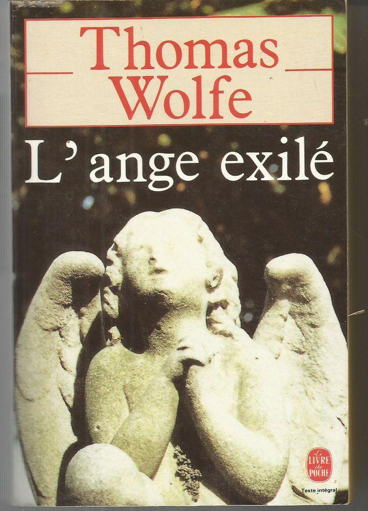 Thomas WOLFE L'ange exilé  15 Montauban (82)