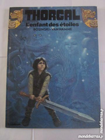 BD E O THORGAL N° 7 L' ENFANT DES ETOILES 40 Brest (29)
