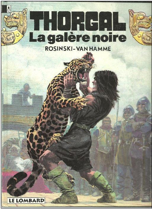 THORGAL La galère noire - 1993 - n° 4 6 Montauban (82)