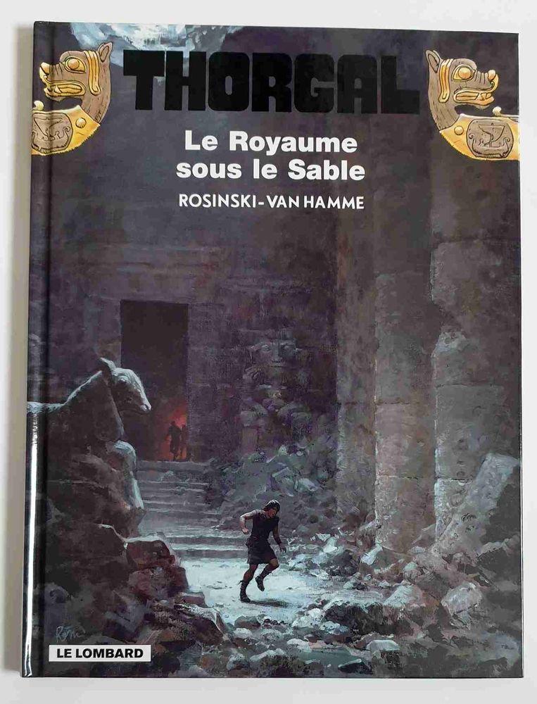 Thorgal 10 Croissy-sur-Seine (78)
