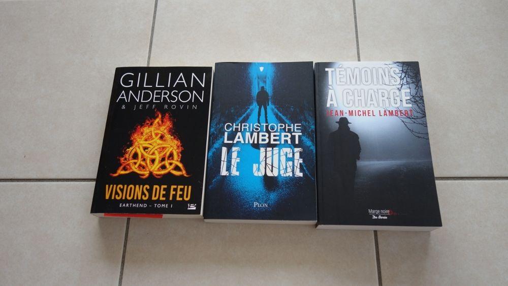 Thriller:  Anderson, Jean Michel Lambert, Christophe Lambert 4 Hyères (83)