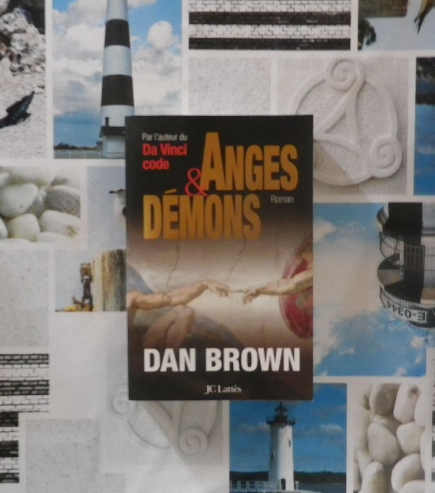 THRILLER ANGES & DEMONS de Dan BROWN Livres et BD