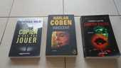 Thriller: Cauvin, Coben, Molay 3 Hyères (83)