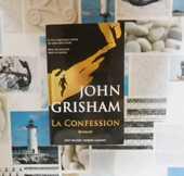 THRILLER LA CONFESSION de John GRISHAM Ed. Robert Laffont 5 Bubry (56)