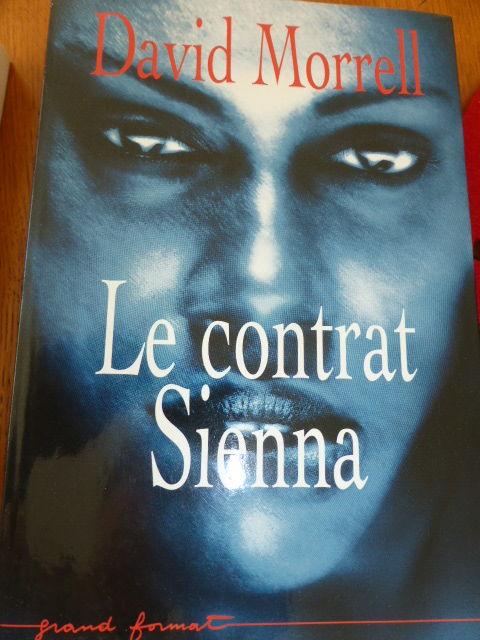 THRILLER : Le contrat Sienna - David Morrell 5 Rueil-Malmaison (92)
