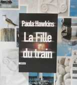 THRILLER LA FILLE DU TRAIN de Paula HAWKINS 5 Bubry (56)