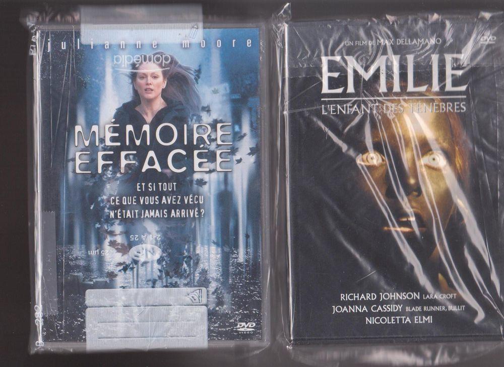 Lot de 6 DVD (thriller/horreur + 1 comédie) 10 Ervy-le-Châtel (10)