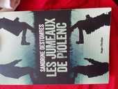 Thriller  Les jumeaux de piolenc , roman de Sandrine Destomb 10 Beauvais (60)