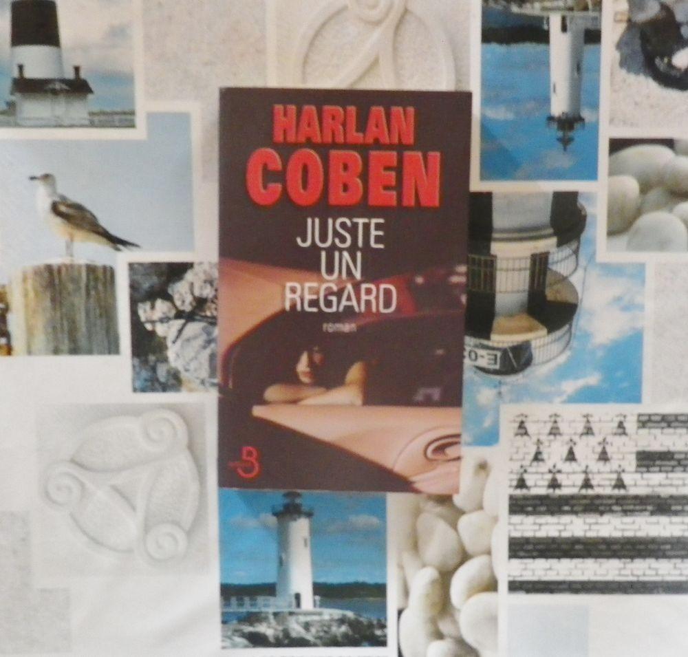 THRILLER JUSTE UN REGARD d'Harlan COBEN 5 Bubry (56)