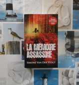 THRILLER LA MEMOIRE ASSASSINE de Simone Van Der  Vlugt 5 Bubry (56)